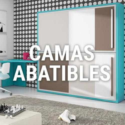 Camas Abatibles - Mobles Valles