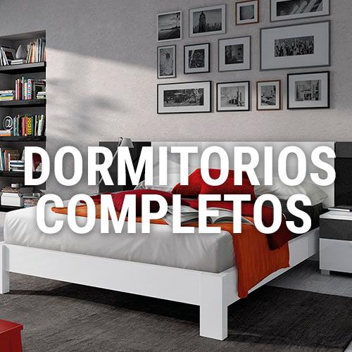 Dormitorios completos - Mobles Valles