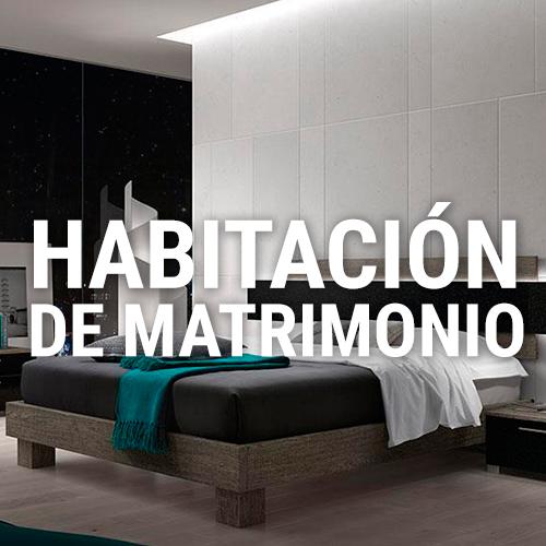 Habitación Matrimonio - Mobles Vallés