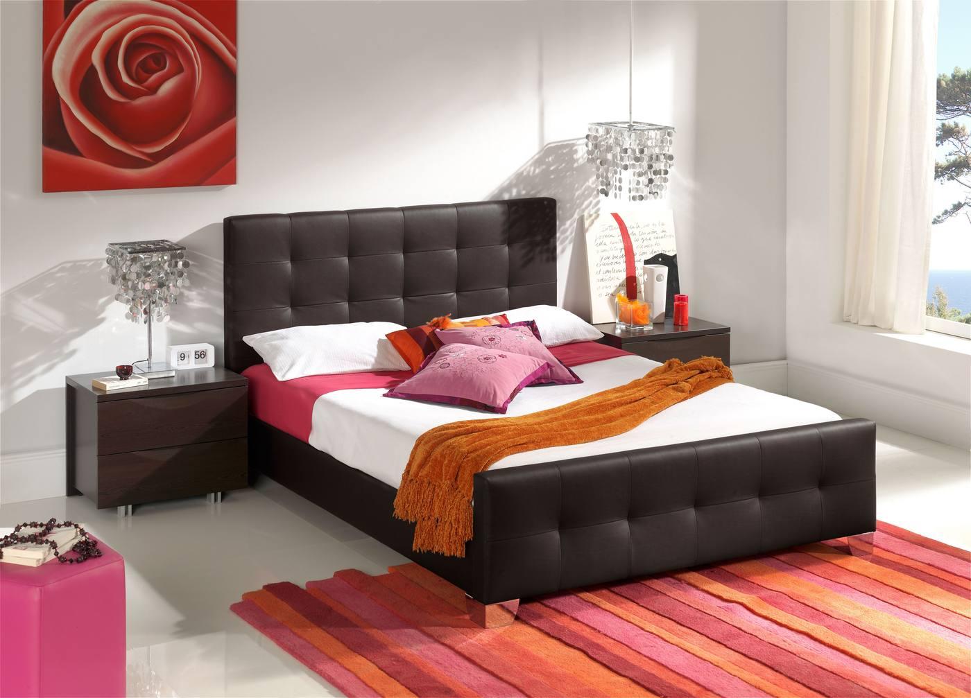 Cabezales cama tapizados amazing este cabecero lo - Cabezales de tela ...